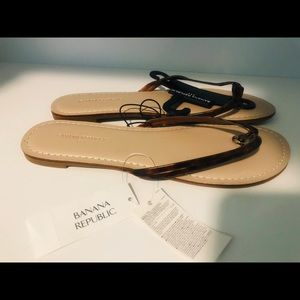 Banana republic sandals 8